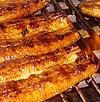 鰻の蒲焼が入った「焼セイロ」